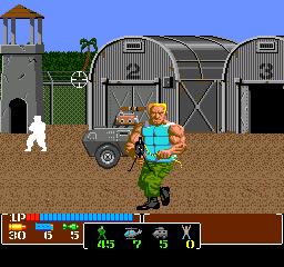 PCE/TurboGrafx-16 - Gameplay