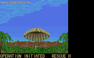 PC DOS, Rescue hostages
