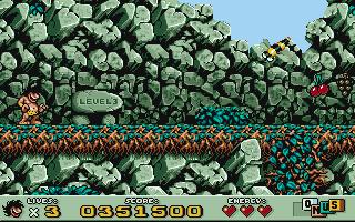 DOS, Level 3 - Start