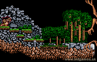 DOS, Map - preview