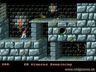 Genesis, Start game...