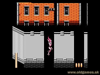 NES, Start game