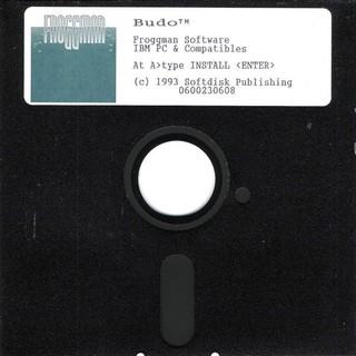 Froggman release, Floppy disk