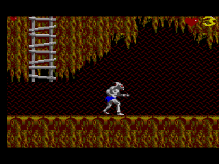 Sega Master System, Inside The Old Tree
