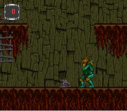 SNES, Green Monster