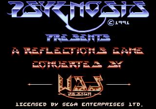 Genesis / Mega Drive