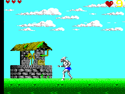 Sega Master System, The Old Tree