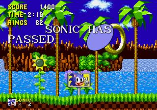 Screenshot Gameplay, final level1