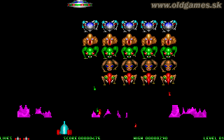Gameplay - Flying Saucer