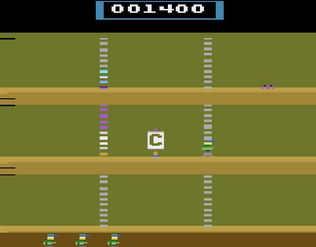 Atari 2600, Oblast `C`