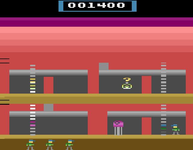 Atari 2600, U domu s otazníkem