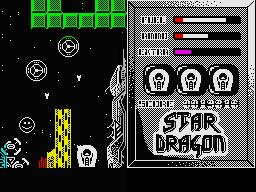 ZX Spectrum, Strielajuci nepriatelia