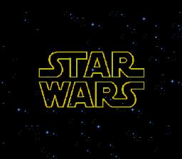 SNES, Star Wars