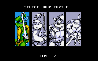 PC DOS, Select Turtle