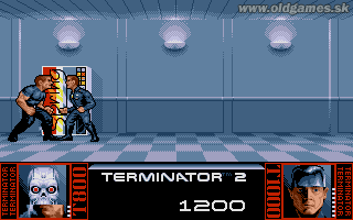 Terminator 2: Judgment Day Download, Commodore 64 (d64