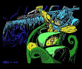 MSX, Title