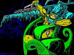 ZX Spectrum, Title