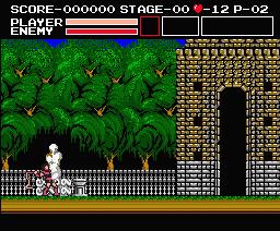 MSX, Castle Entrance