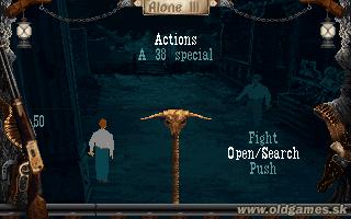 Alone In The Dark 3 Screenshots Dj Oldgames
