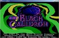 Black Cauldron - Remake