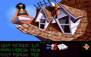 Maniac Mansion: Day of the Tentacle -