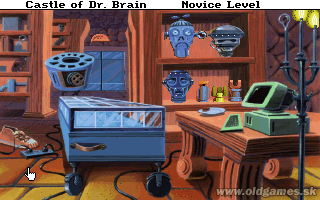 Castle of Dr. Brain -