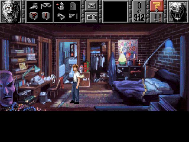 Gabriel's bedroom