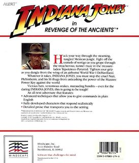 Apple II - Back cover
