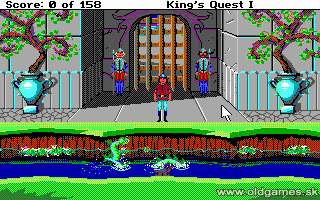 King's Quest I: Quest for the Crown - Enhanced version -