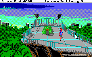 Leisure Suit Larry 3: Passionate Patti in Pursuit of the Pulsating Pectorals! -