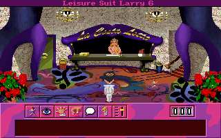 Leisure Suit Larry 6: Shape Up or Slip Out! -