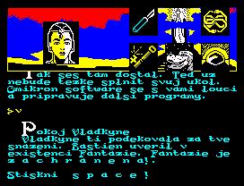 ZX Spectrum, Die Kindliche Kaiserin - Detska Carovna CZ