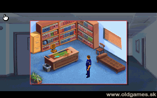 Police Quest 3: The Kindred - PC DOS