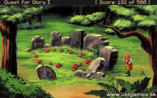 Quest for Glory I, VGA