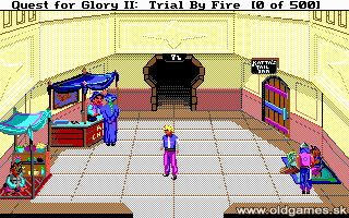 Quest for Glory 2: Trial By Fire -