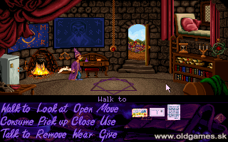 Simon the Sorcerer - PC DOS