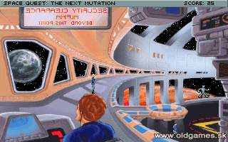 Space Quest 5: The Next Mutation -
