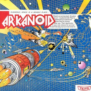 Arkanoid - Box scan - Front