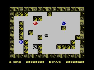 ZX Spectrum - Unofficial CZ port