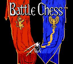 Play online - Battle Chess (NES)