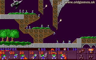 Lemmings 2: The Tribes - DOS