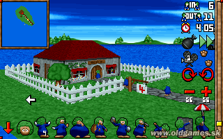 Lemmings 3D -