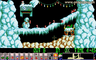 Holiday Lemmings (Xmas Lemmings) '92 -