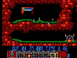 Sega Master System, Level 1