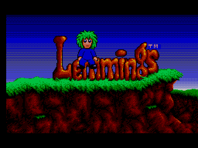 Play online - Lemmings (Sega Master System)