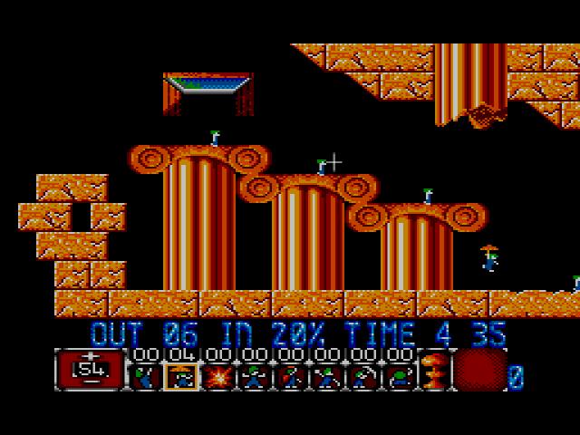 Sega Master System, Level 2