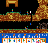 Game Boy Color, Level 1
