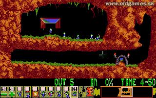 lemmings level 3