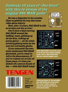 Cover Back - Tengen