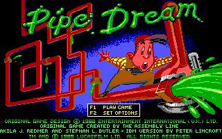 PC DOS, Title - Pipe Dream